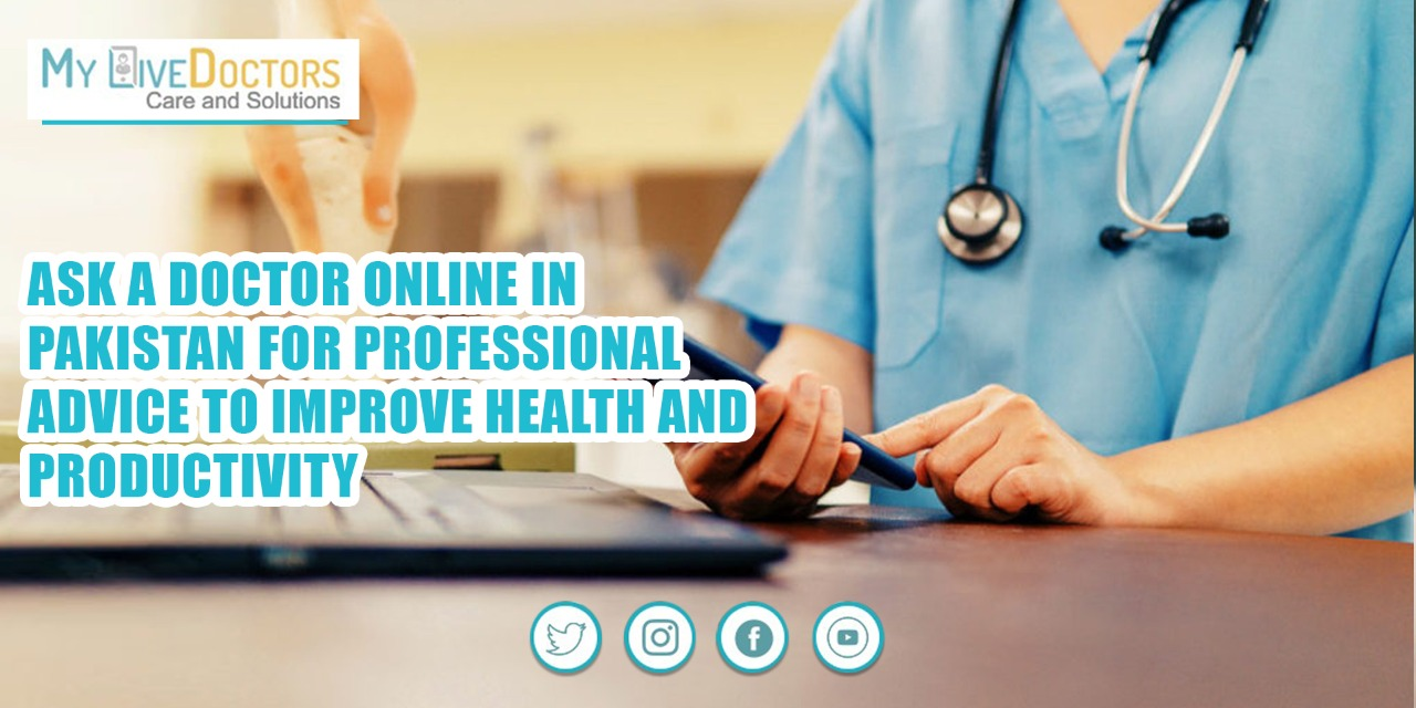 Ask a doctor online in Pakistan