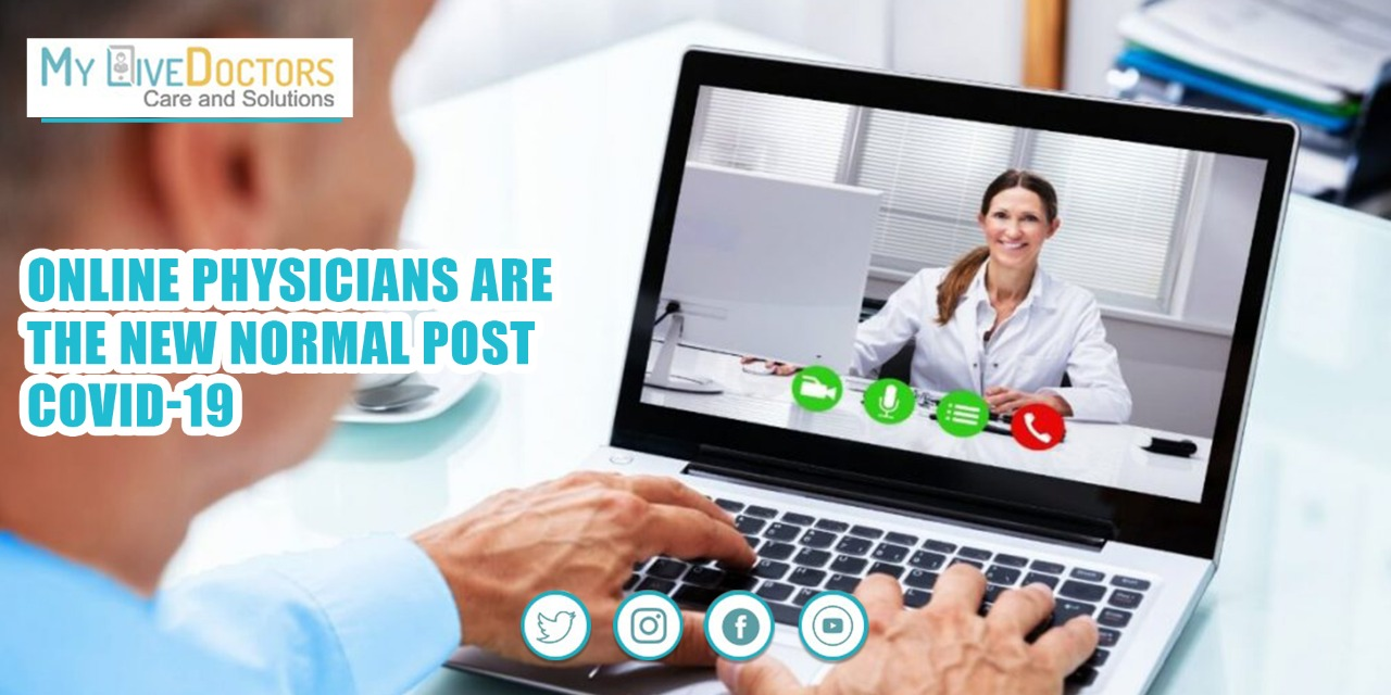 Book an online physician appointment