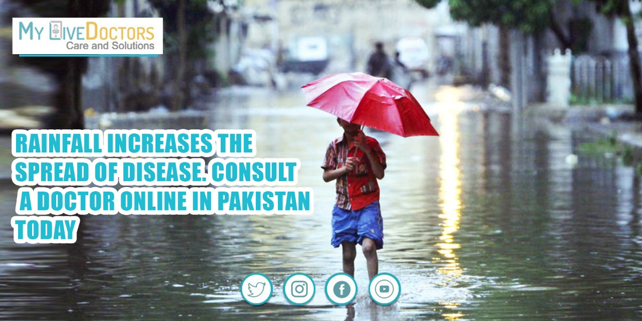 consult a doctor online in Pakistan